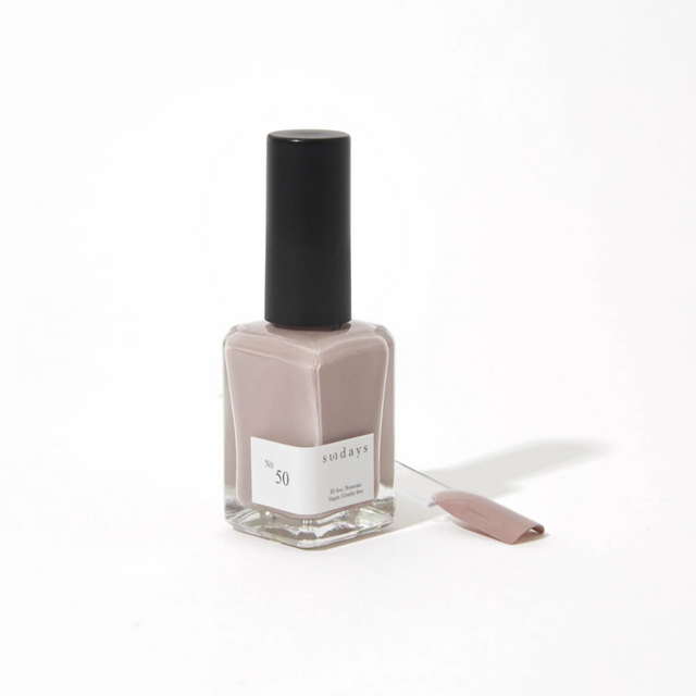 Sunday's Nail Polish | Slate No50