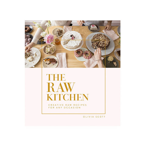 The Raw Kitchen | Cook Book