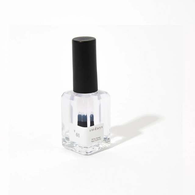 Sunday's Nail Polish | Top Coat T01