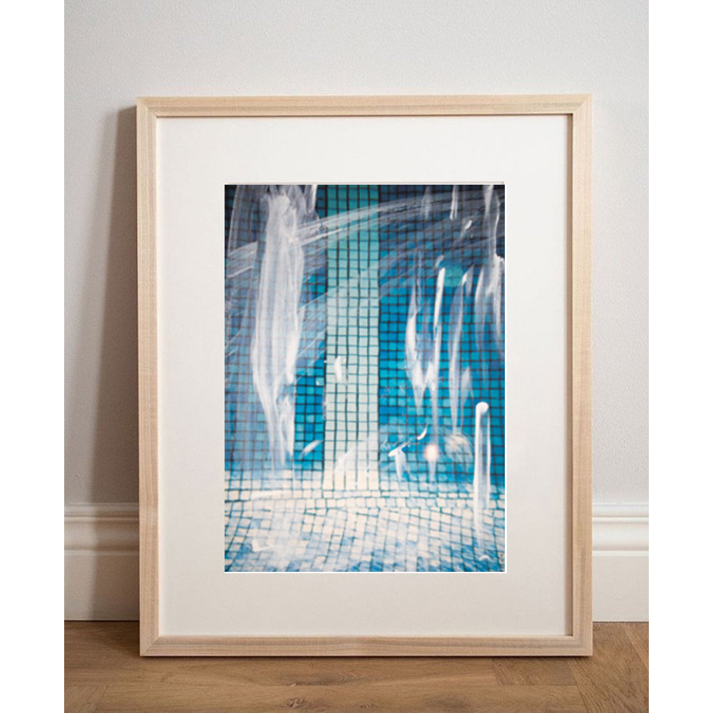 Zoe Karssen In Deep Water Art Print