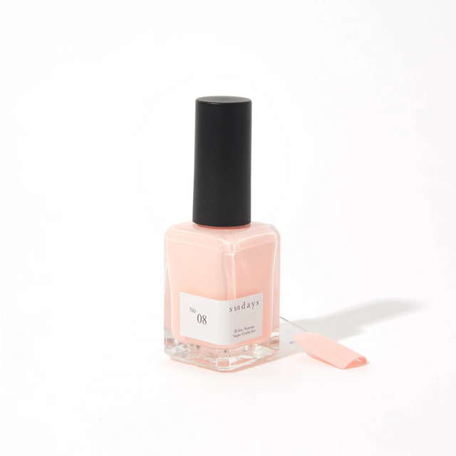 Sunday's Nail Polish | Flamingo Pink No8
