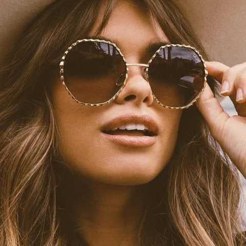 Quay sunglasses | Breeze In Gold
