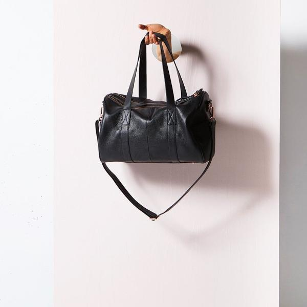 Status Anxiety | Deep End Bag BLACK/ROSE GOLD
