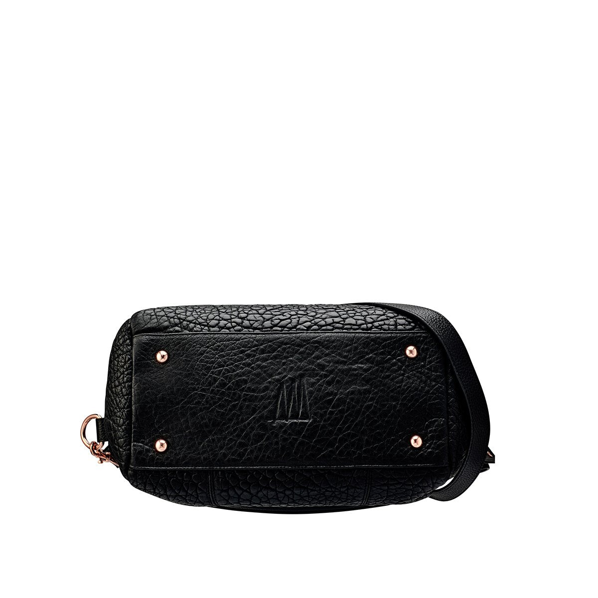 Force Of Being Bubble Leather Bag with Free Courier