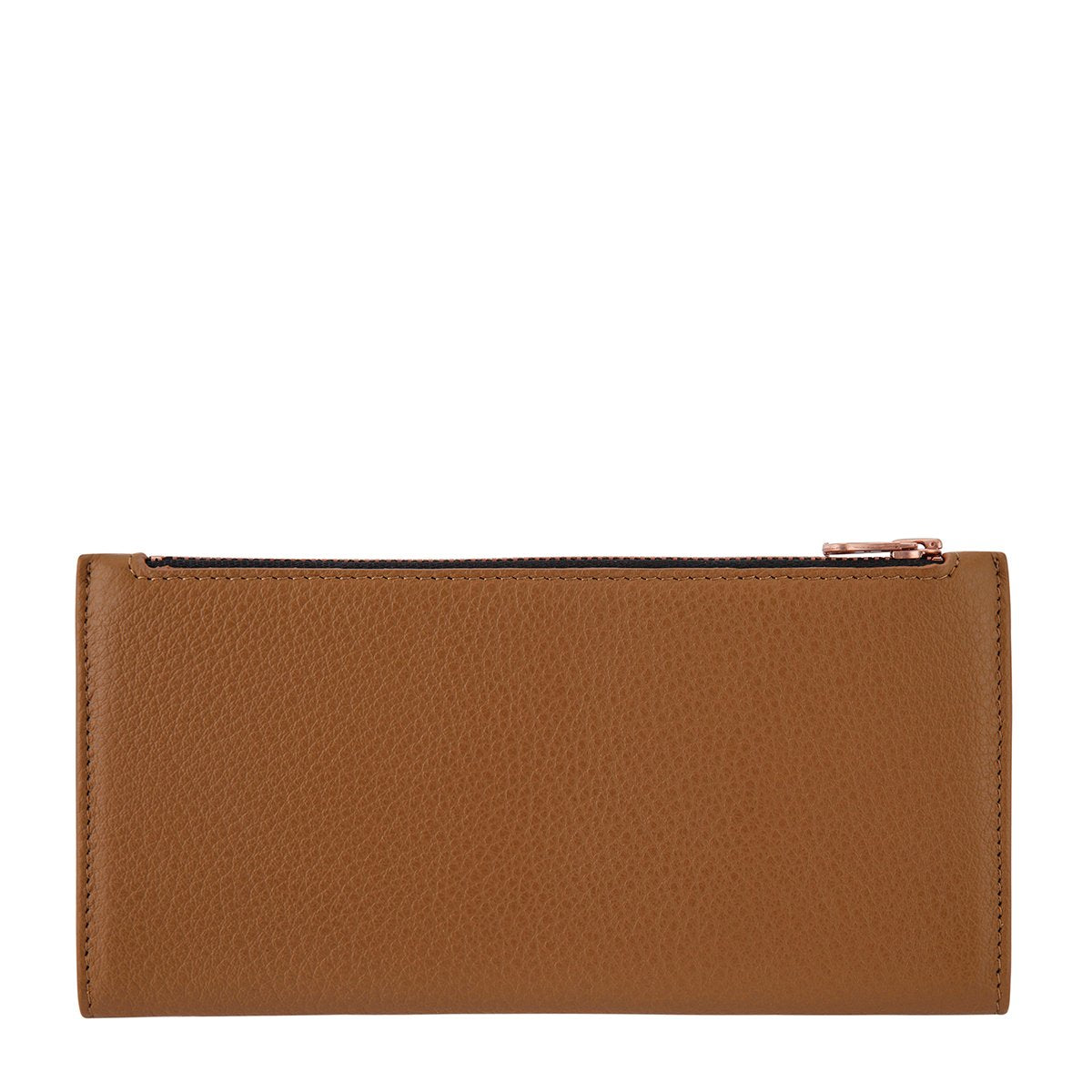 In The Beginning Wallet Tan Leather NZ Free Courier