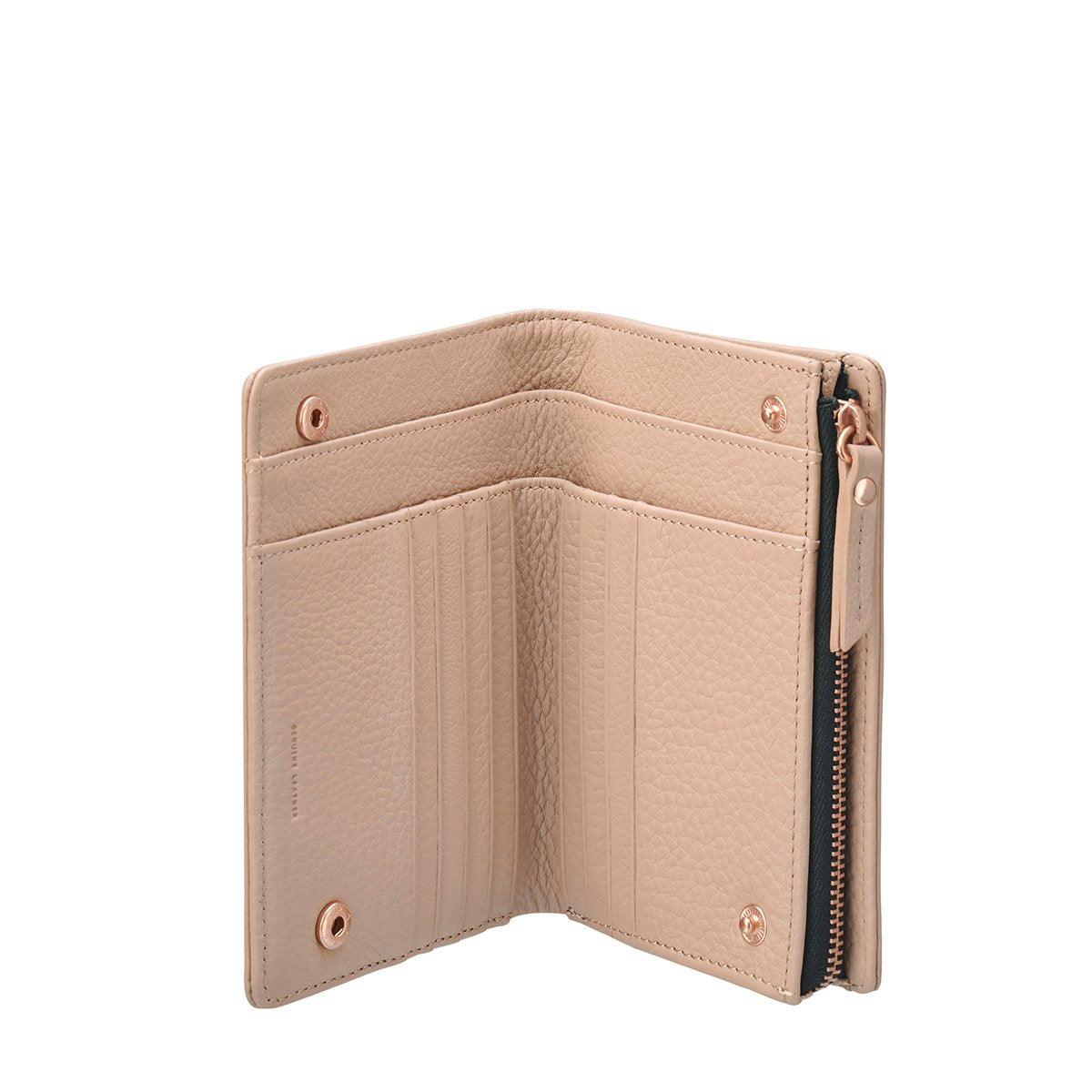Status Anxiety Insurgency Wallet Blush Pink side view