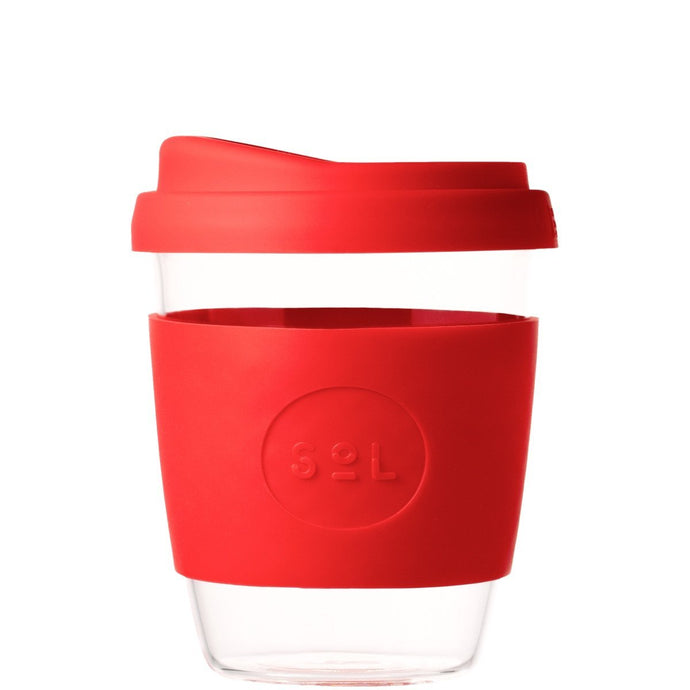SoL Cup - 12oz - Rocket Red
