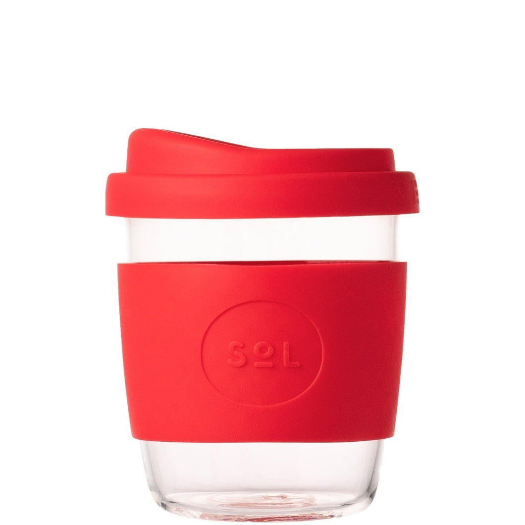 SoL Cup - 8oz - Rocket Red