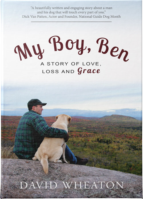 """My Boy, Ben"" by David Wheaton"