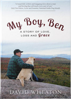 "Author Signed ""My Boy, Ben"" by David Wheaton"