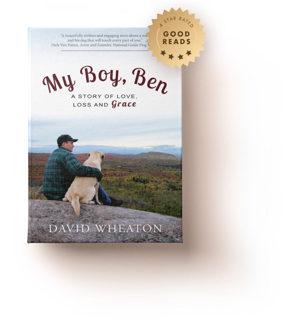 My Boy, Ben - 4 Star Rated on Good Reads