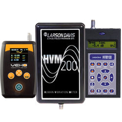 Hand arm vibration measurement systems