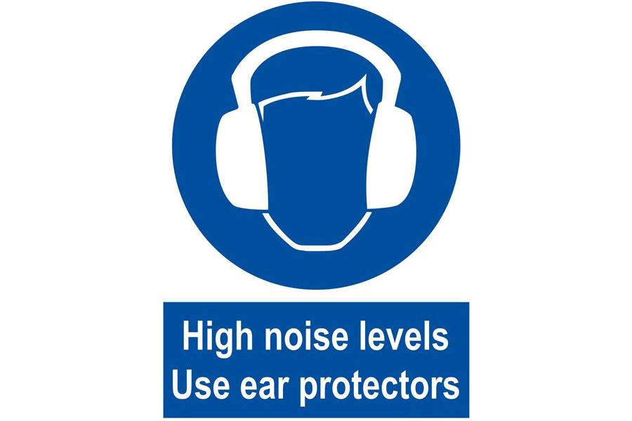 Clearly identify noise levels with hav control