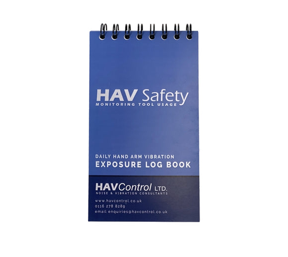 HAV Daily Exposure Logbook