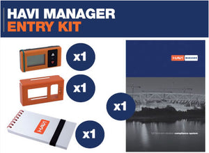 HAVi Manager Complete Entry Kit