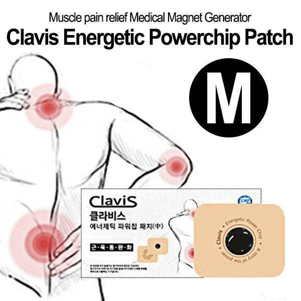 [Event] Clavis Energetic Powerchip Patch (Buy 3 Get 1 FREE)