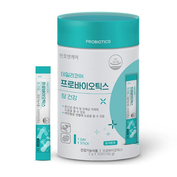 [Event] DAILY CORE-Probiotics (Buy 3 Get 1 Free)