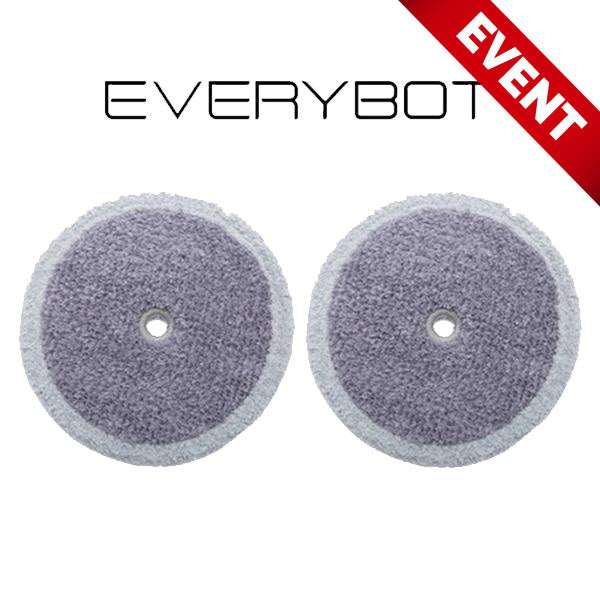[Event] Everybot EDGE Mopping Pad 3 set (6pcs)