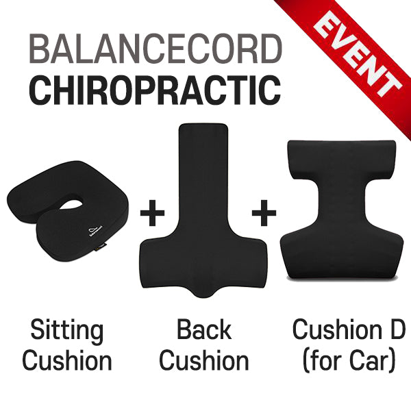 [Event] Chiropractic Cushion Series