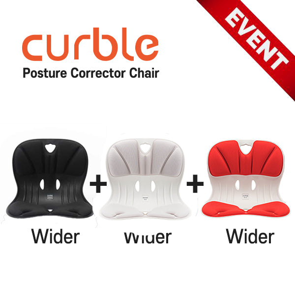 Curble Chair [Posture Corrector] 3