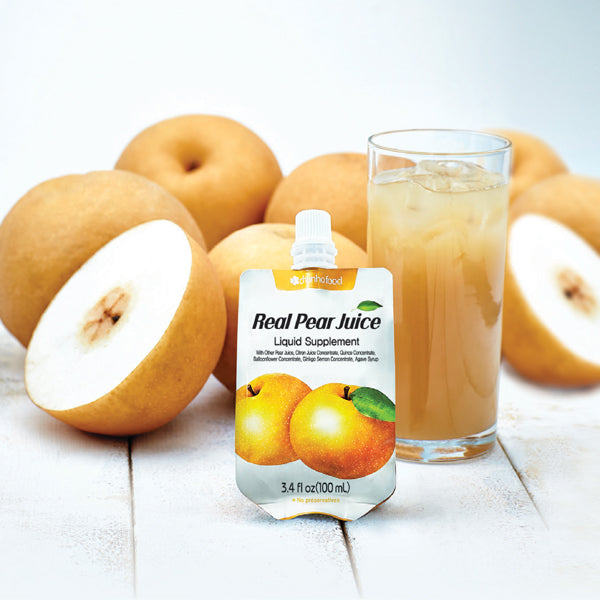 Real Pear Juice