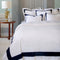 Duvet Cover Set Jardinne Collection, Navy (King)