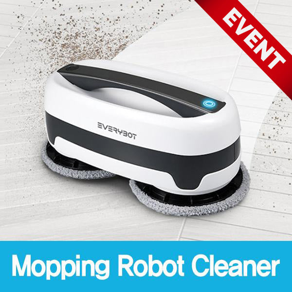 [Event] Everybot EDGE Mopping Robot Cleaner (Get 10 Microfiber FREE)