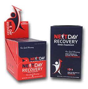 H Solution NDR 10+10 (Next Day Recovery Hangover Aid)