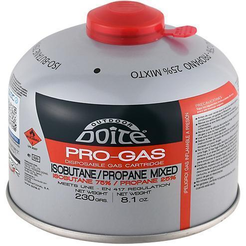 Doite Camping Gas 200430     ~ DOITE PRO GAS 230GRM CAN