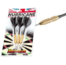 Load image into Gallery viewer, Harrows G232290    ~ HARROWS HURRICANE BRASS DARTS New zealand nz vaughan