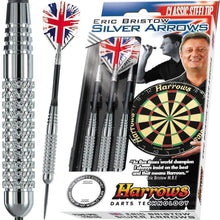 Load image into Gallery viewer, Harrows MULTI-ITEM G211526    ~ ERIC'S SILVER ARROW DARTS New zealand nz vaughan