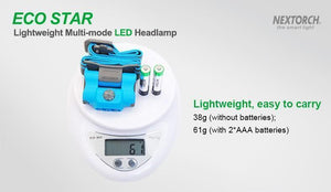 Nextorch MULTI-ITEM 21186      ~ NEXTORCH ECO STAR New zealand nz vaughan