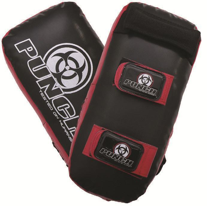 Punch Equipment 90353      ~ THAI PAD  BLK/RED New zealand nz vaughan