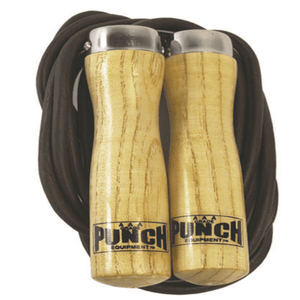 Punch Equipment 90853      ~ SKIP ROPE LEATHER 9FT New zealand nz vaughan