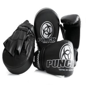 Punch Equipment MULTI-ITEM 901513     ~ URBAN COMBO PACKS BLACK New zealand nz vaughan