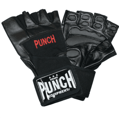 Punch Equipment MULTI-ITEM 90838      ~ WEIGHT MITT WITH WRAP New zealand nz vaughan
