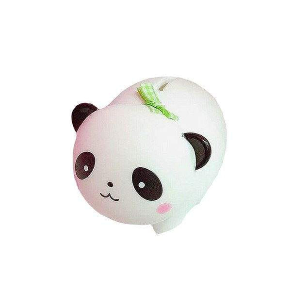Tirelire Ourson - Chaton - Panda en plastique
