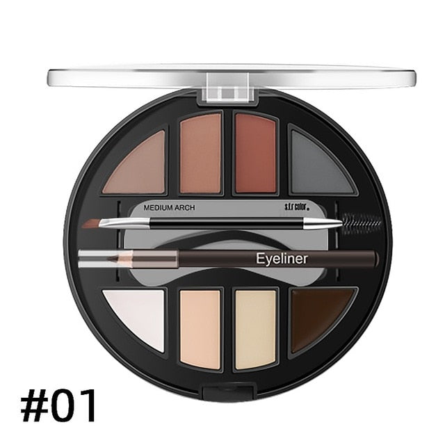 Pure Perfection Eyebrow Palette