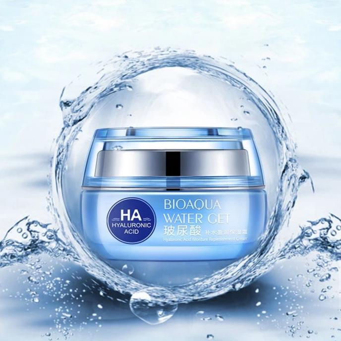 Korean Beauty BIOAQUA Hyaluronic Acid Moisturizing Day Cream