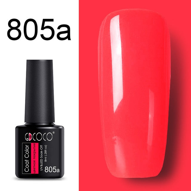 Nail Gel - UV/LED Soak off Base Coat