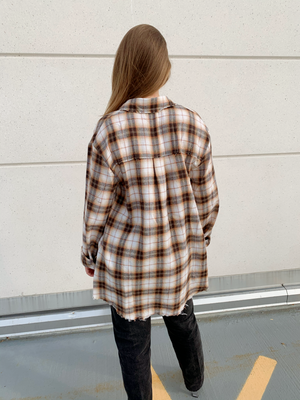 Detour Plaid Flannel