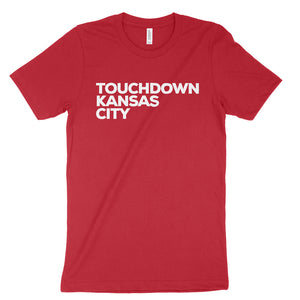 Touchdown Kansas City T-Shirt