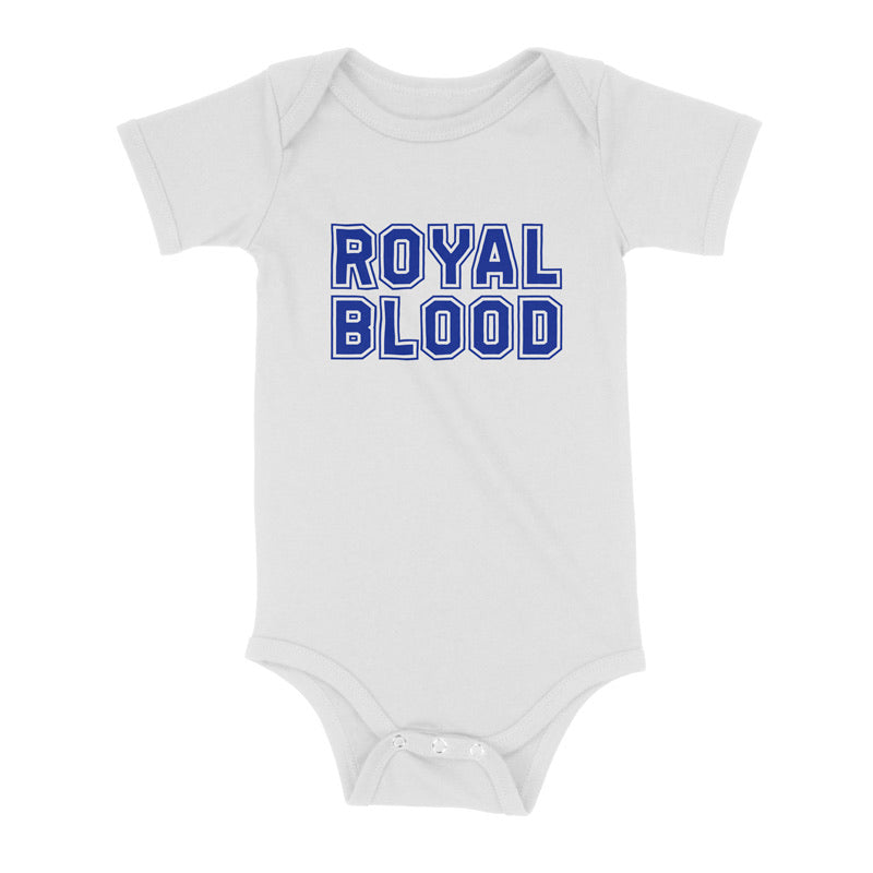 1985 ROYAL BLOOD Onesie