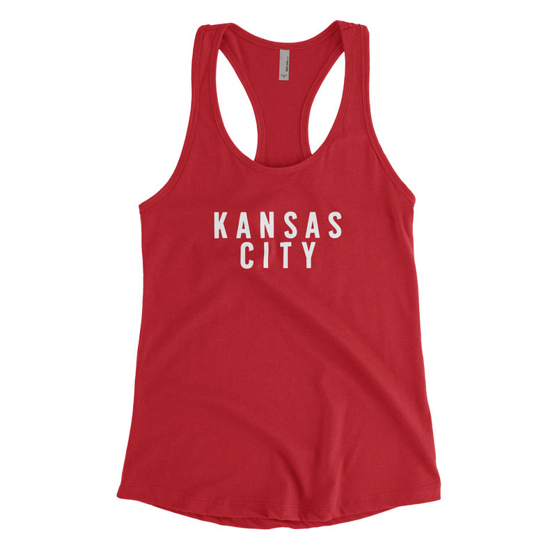 Hometown Luv Kansas City Tank