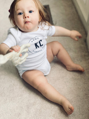 Made in KC Onesie