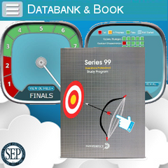 Series 99 Study Book and Online Databank