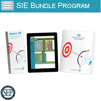 SIE SMART Web & SIE Study Book Bundle