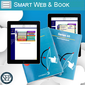Series 65 Exam Study Book and SMART 65 on the Web
