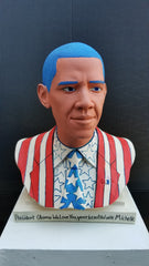 "Ringgold, Faith, (PLEASE CALL FOR PRICING ON- --""President Barack Obama"")"