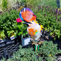 Garden Art (small) - Freedoms Song Bird #3